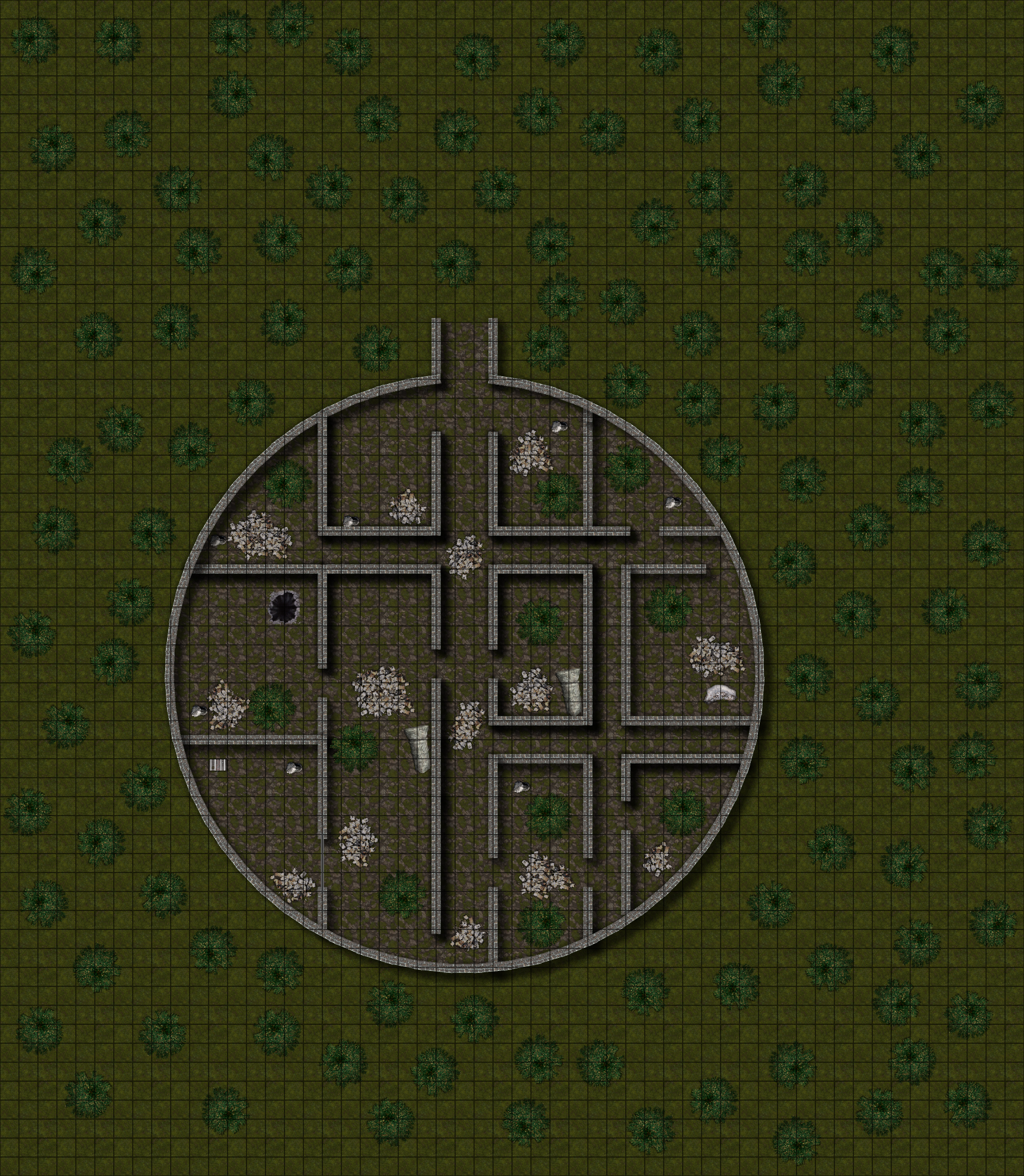 Shuzal 1 Grid 57x66