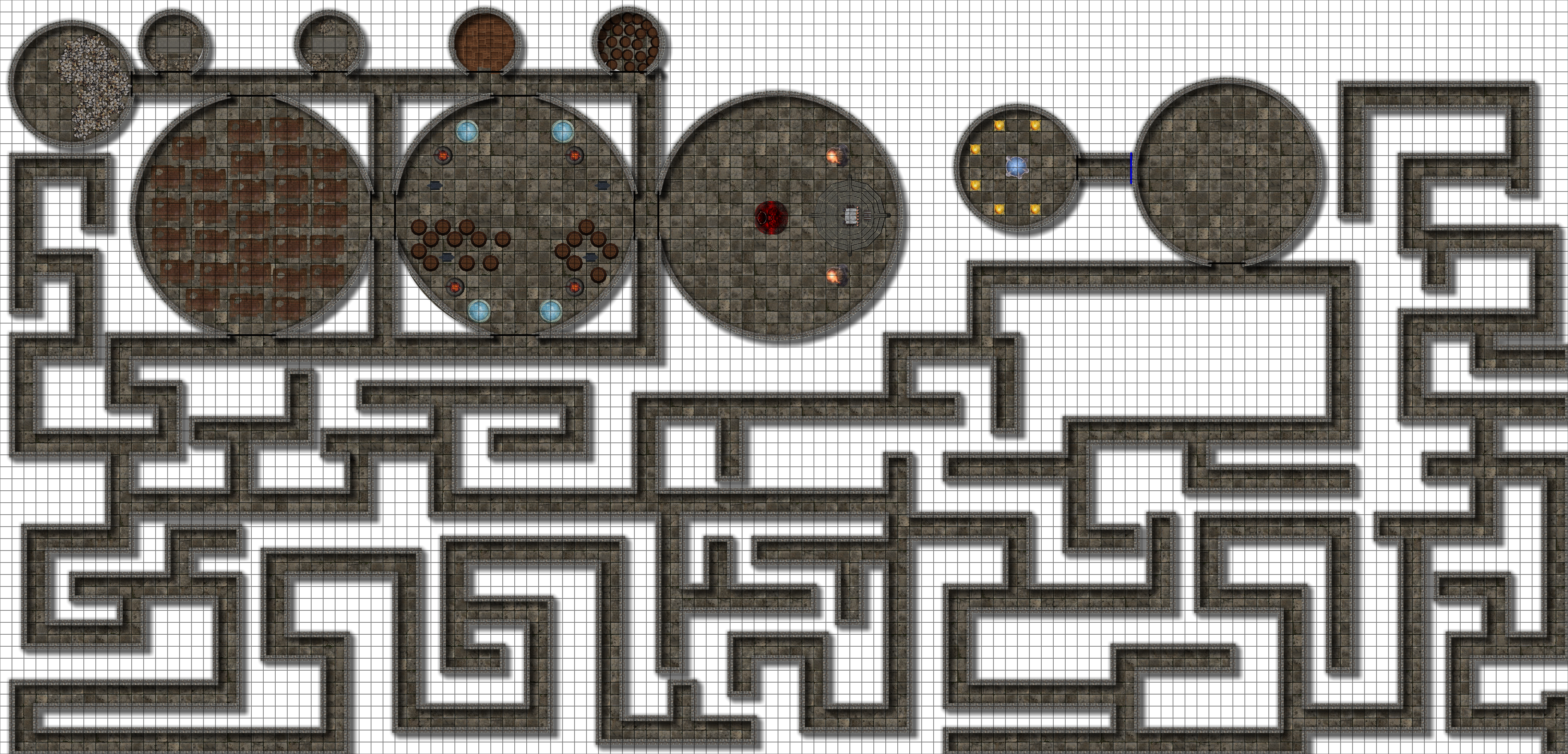 Shuzal 2 Grid 131x63