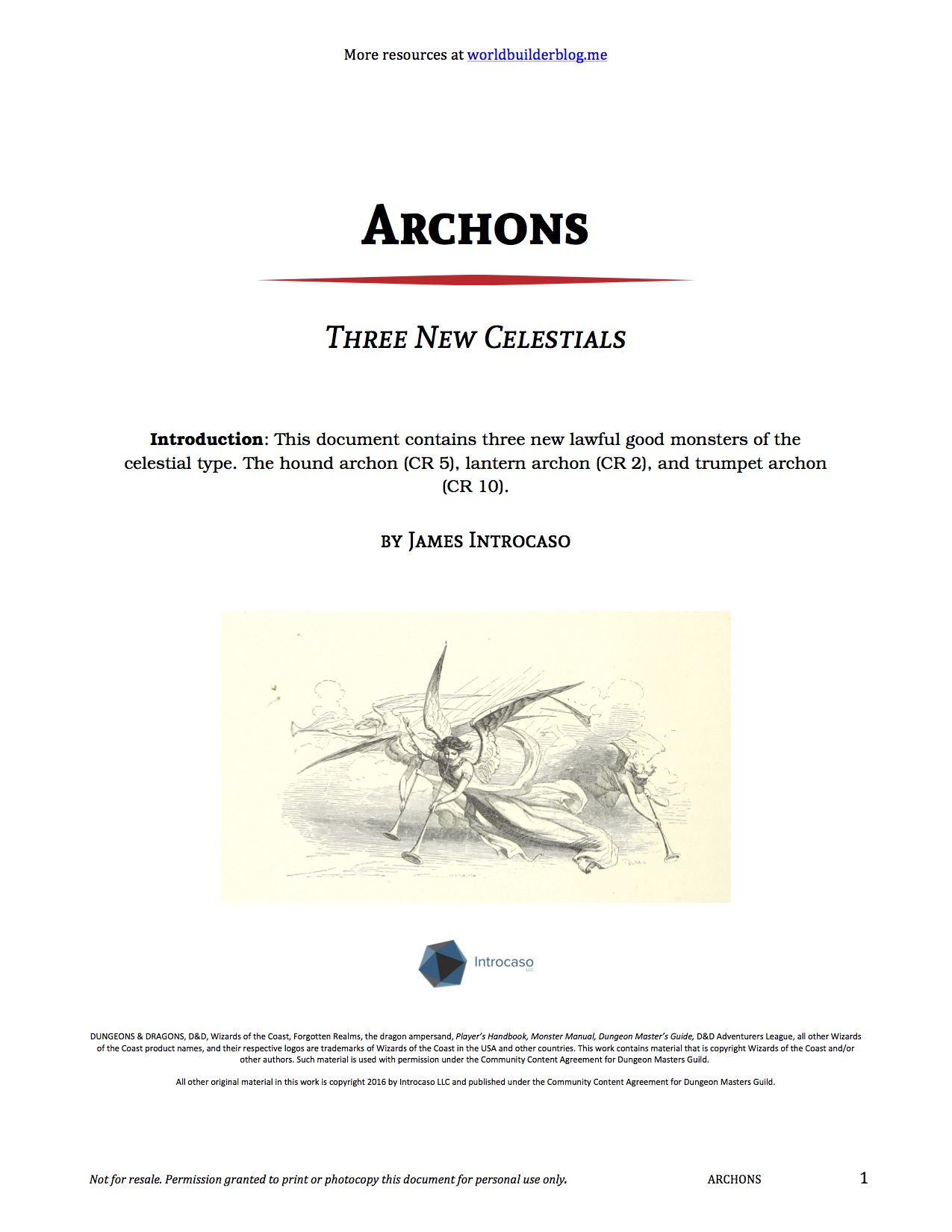 Archons_Introcaso_20160119_Cover