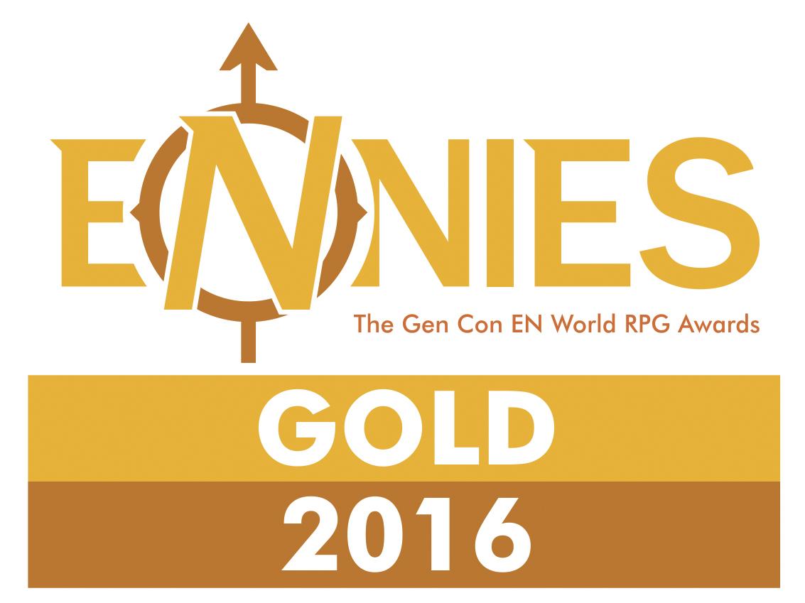 2016 Ennie Gold