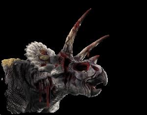 Zombie Triceratops 3