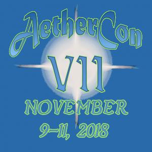 AetherCon Logo