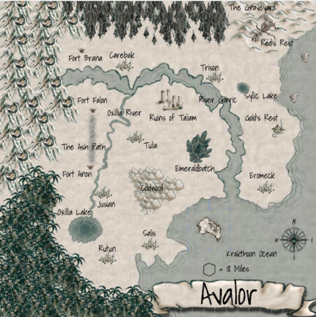 D&D in a Castle – World Builder Blog
