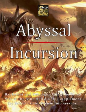Abyssal Incursion Cover