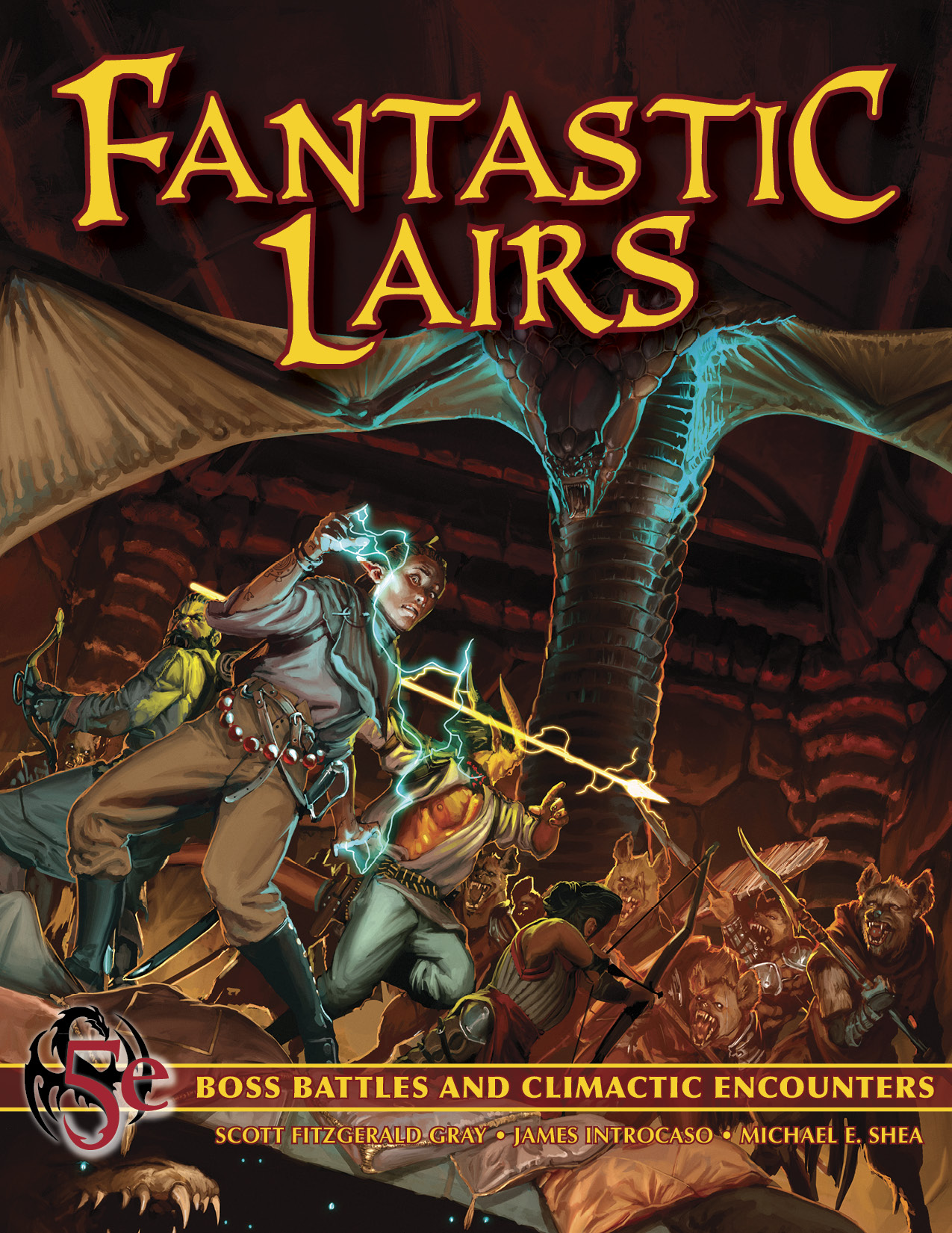 zzFantastic Lairs Cover 150