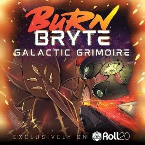 The cover of Galactic Grimoire