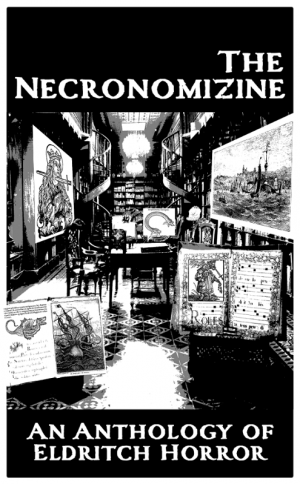 The Cover of the Necronomizine